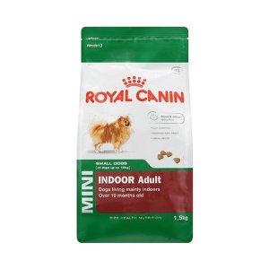 로얄캐닌사료 미니 인도어어덜트1.5kg