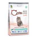 캐츠랑 전연령 5kg 캣츠랑 고양이사료 복수할인