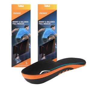 기능성깔창 신발 운동화 아치보조 충격흡수 2세트 S+S