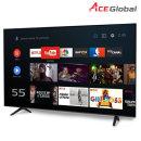 에이스 55인치 구글 스마트TV 4K UHD 안드로이드HDR