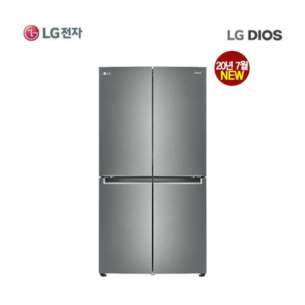 LG DIOS 냉장고 F873SS31H 5도어 매직스페이스