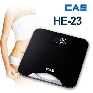 (O)카스디지털체중계/HE-23/다이어트/손잡이 체중계