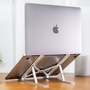 접이식 노트북거치대 받침대 휴대용 맥북 삼성 LG HP