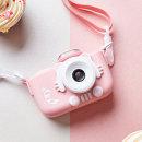 신상 3.0 고양이발 디지털 카메라 아동용카메라 고양이