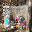 바람막이 비닐막 쉘터 등산 비닐 텐트 스페셜(6-7인용)