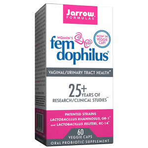 3개 자로우 펨 도피러스 여성 50억 유산균 60캡슐