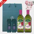 올리타리아 설 추석 명절선물 포도씨유 1LX2P선물세트