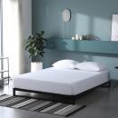 트리샤 침대 프레임 (SS/블랙)