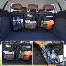 오토반 블랙슈트 RV 트렁크멀티포켓 SUV 차량용수납함