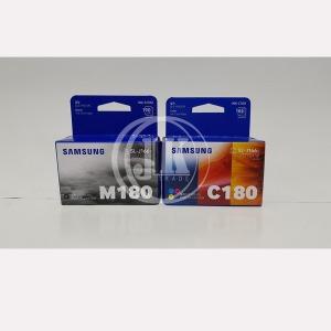 삼성 정품잉크 INK-M180+C180SET/실재고 보유/당일발송