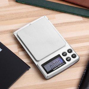 (300gx0.01g) 휴대용 초정밀 전자 저울 주방 가정용