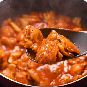 닭갈비 100%국내산정육으로 만든 춘천닭갈비 700gx2팩