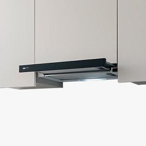 한샘 주방후드 슬라이딩후드HSH-S601BL 환풍기