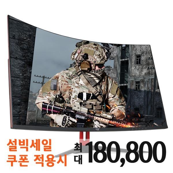 모니터 80.01cm AF-32QHD75 QHD 커브드 75hz 게이밍