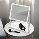 뷰티플러스 LED 조명 화장대 탁상 거울 스탠드