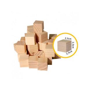 원목 쌓기나무 (미송/100p)