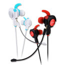 아이리버 IGE-301 게이밍이어셋 이어폰 헤드셋 마이크