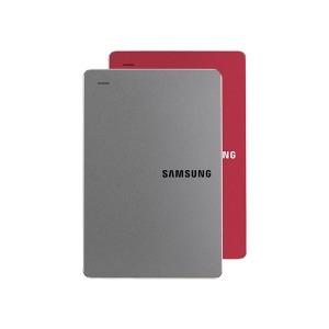인증점 외장하드 Y3 Portable 1TB 그레이 파우치 증정