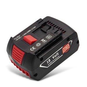 BOSCH 보쉬 호환 전동드릴 리튬 이온 배터리 18V4.0Ah