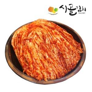 고향의 맛 시골김치 배추국내산 고춧가루중국산 10kg