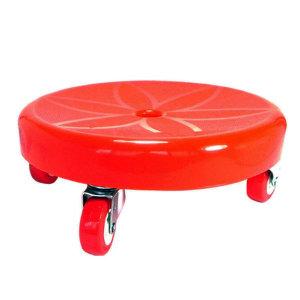 이동의자 작업용 청소 바퀴의자 바퀴달린 앉은뱅이