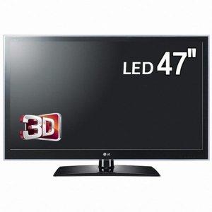 중고 LG 47인치 3D 스마트 TV 47LW6500