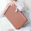 루피노 오픈 A사이즈 노트북파우치 가방 17 15 13인치