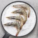 흰다리새우 500g 30미
