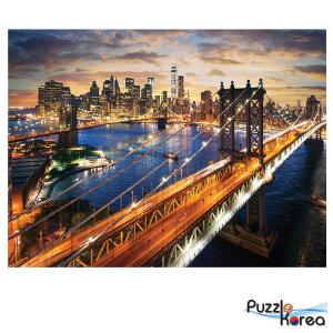 퍼즐 2000_3206 맨하탄의풍경 직소퍼즐 퍼즐코리아