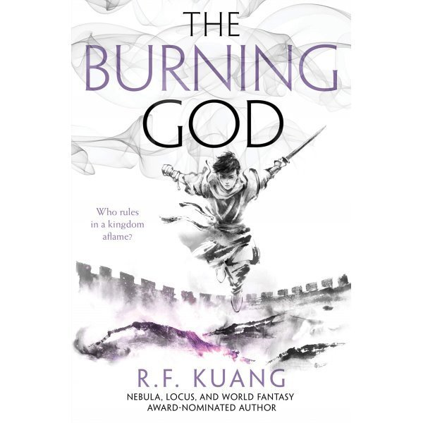 The Burning God  R F  Kuang