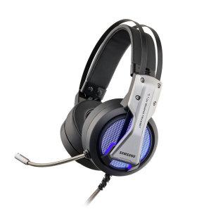 3D 입체사운드 게이밍 헤드셋 SPA-MHG2USB 헤드셋걸이