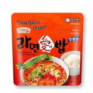 전투식량/즉석비빔밥/비상식량/재난식량/전쟁식량