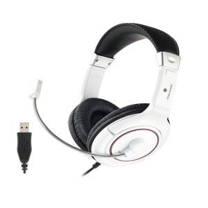 USB 게이밍 헤드셋 SHS-150UW 화이트