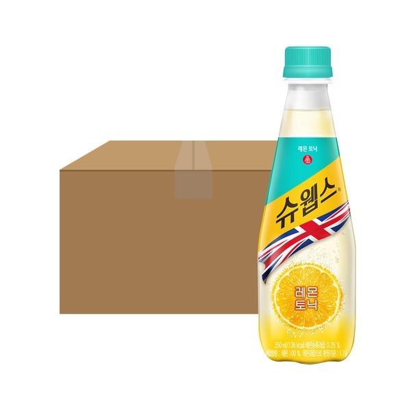 슈웹스 레몬토닉 350ml x 24PET