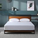 아이언라인 하이브리드 침대 프레임 (K)