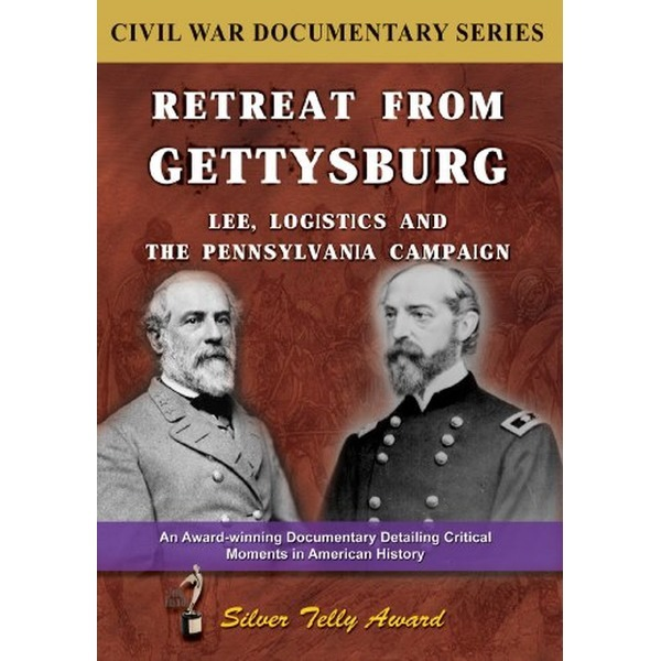 Retreat From Gettysburg: Lee Logistics (게티스...