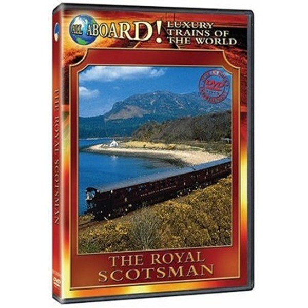 Luxury Trains Of The World: The Royal Scotsman...