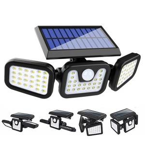 LED 충전식 태양광 센서등 조명등 벽등 정원등 L1725