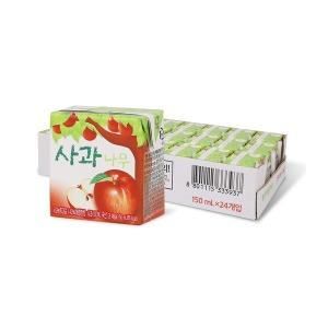 사과나무 150ml x 24입 (1박스) - 상품 이미지