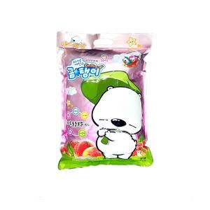 어린이 비타민 사탕 곰탱이 복숭아맛 1000정