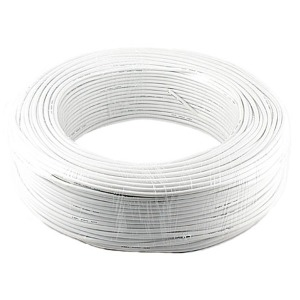 CCTV용 3P SHILD CABLE(200M) - 화이트 (외산)