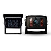 화물차 후방카메라 일반형 38만화소 30LED 시모스-블랙