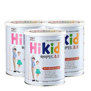 후디스 하이키드 쵸코(코코아맛) 650g 3캔