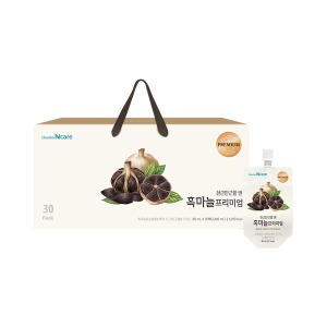 천호식품 천근만근할 땐 흑마늘 프리미엄 건강즙 1박스 - 상품 이미지