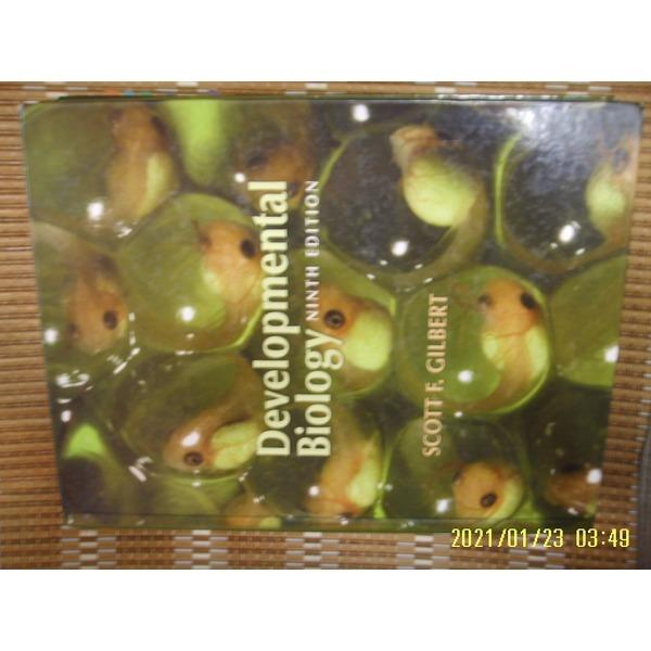 헌책/ 외국판 SINAUER / Developmental Biology NINTH Ed / SCOTT F. GILBET -사진.꼭상세란참조