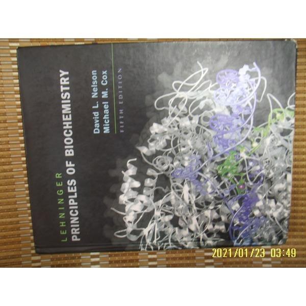 헌책/ 외국판 FREEMAN / LEHNINGER PRINCIPLES OF BIOCHEMISTRY FIFTH Ed / DAVID L. NELSON 외