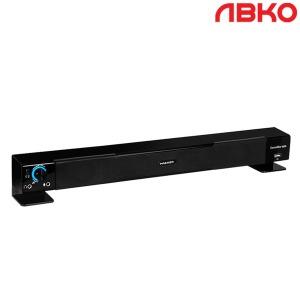 ABKO HACKER S1000 블랙 PC 컴퓨터 사운드바 스피커