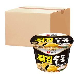 튀김우동큰사발  111g X 16개 박스