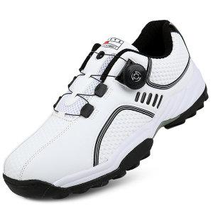 다이얼버튼 골프화 워킹화 트래킹화 남자신발 운동화