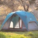 원터치 오토 4하이엔드 자동 텐트